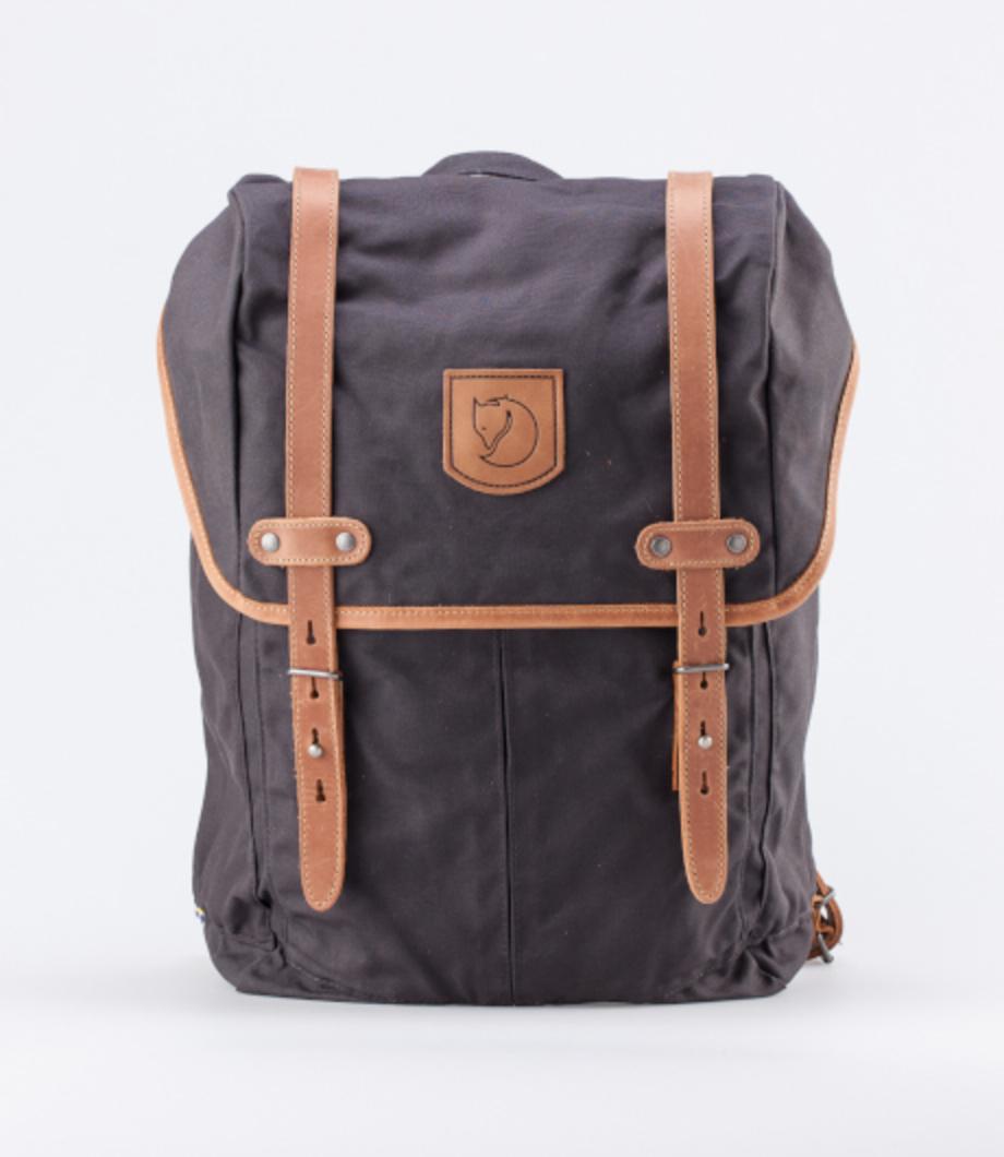 fjällräven rucksack no. 21 medium dark grey
