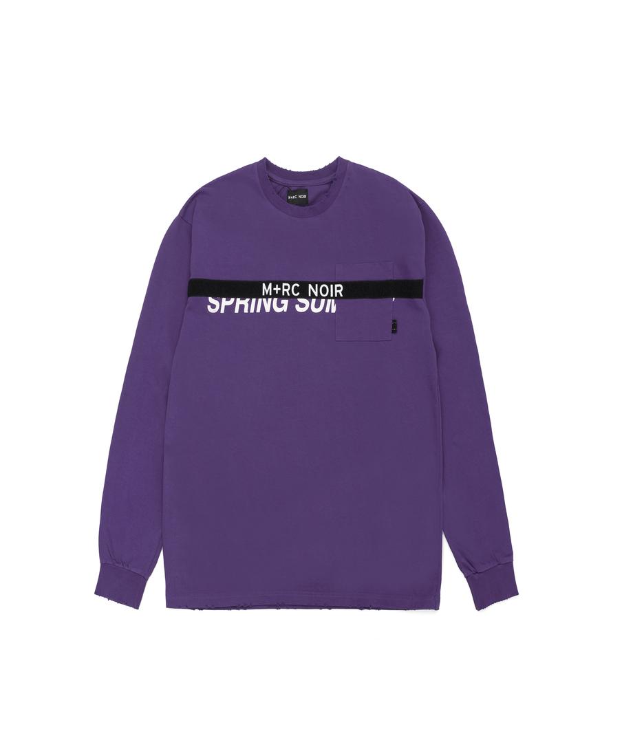 e8fff0b53fbb ... M+RC Noir Velcro LS Tee Purple. Previous