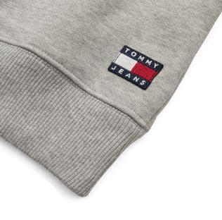 f3b5b70f Tommy Jeans. Tommy Jeans Woman 90's CN Sweat Grey Marl