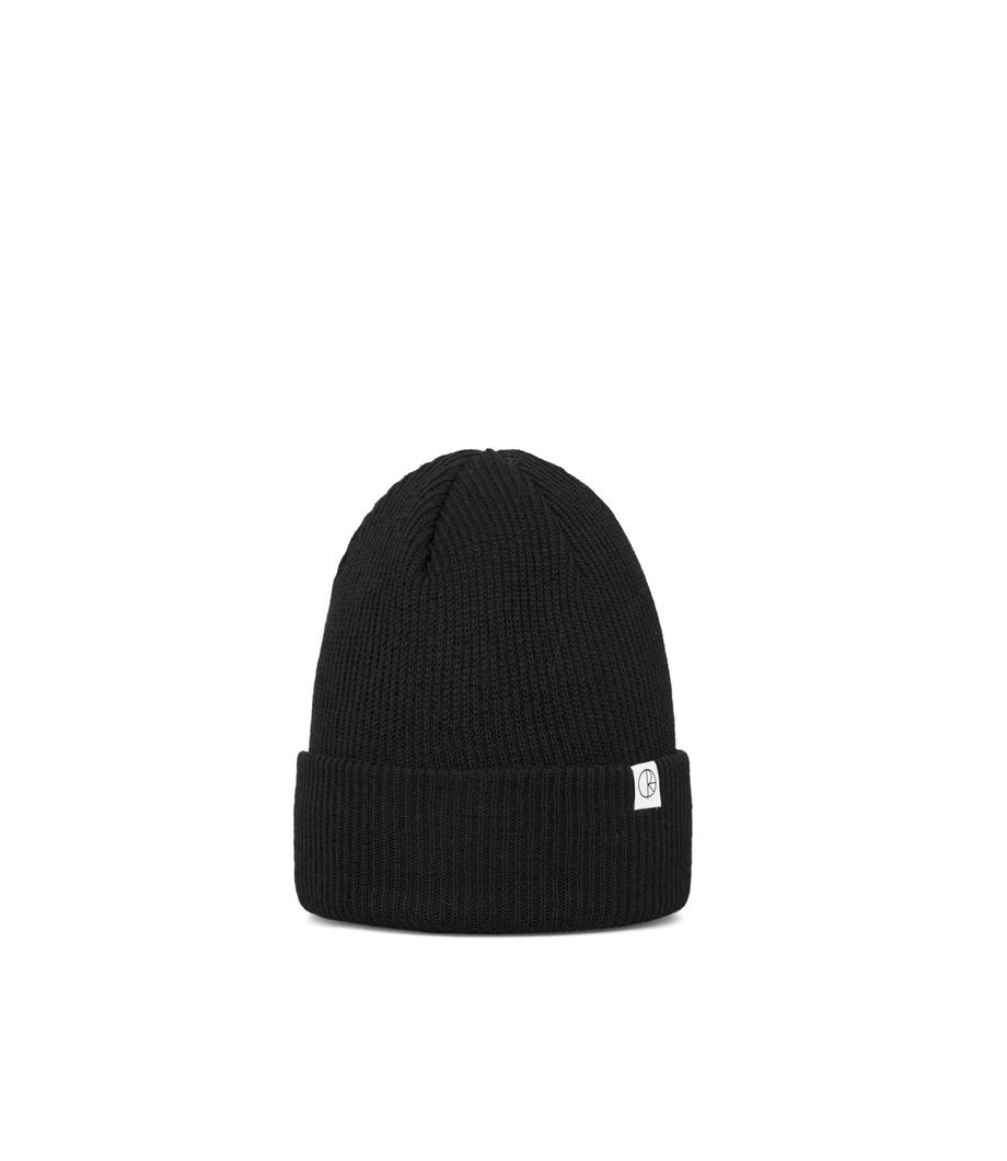 9f77a977d14 Polar. Polar Skate Co Merino Wool Beanie Black