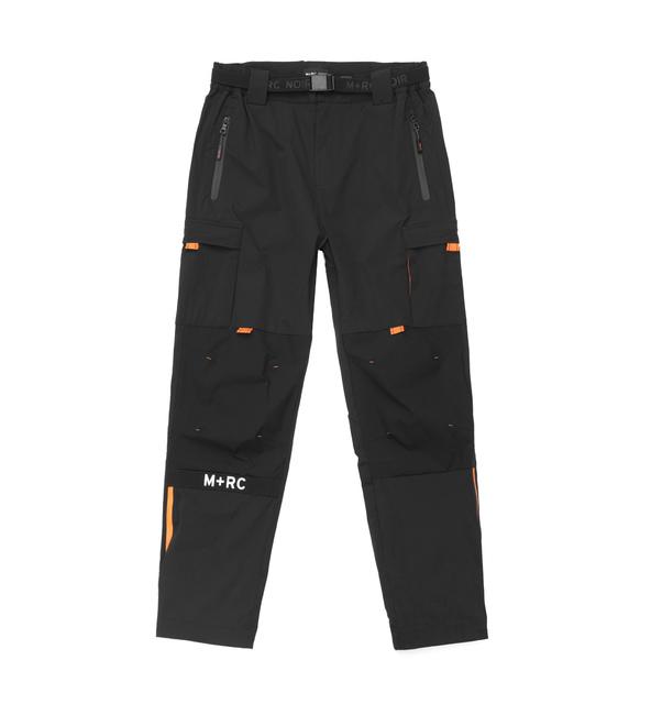 133ed5f01c M+RC Noir Tactical Pant Black Orange