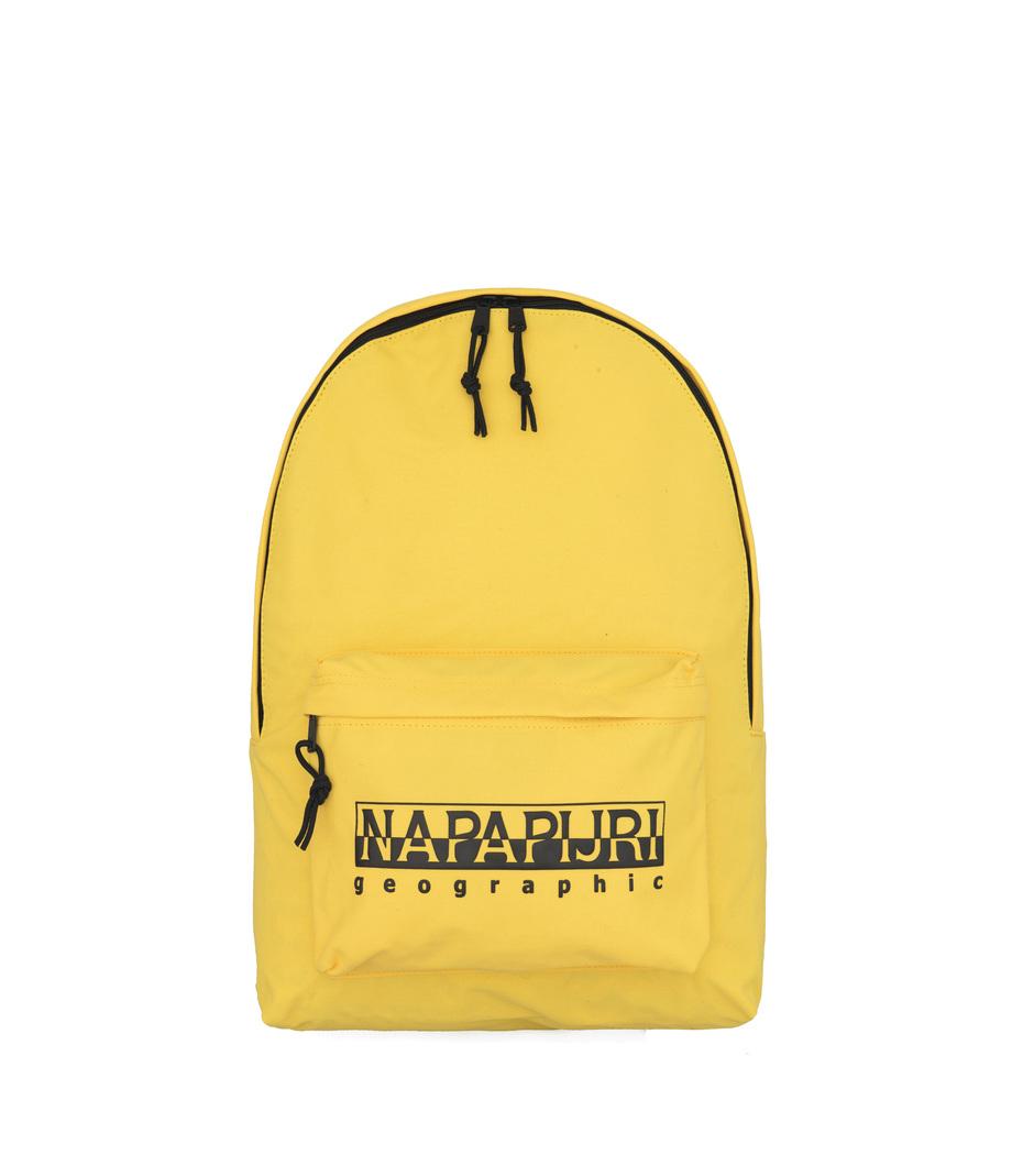 1. Napapijri Hala Backpack Sparkling Yellow
