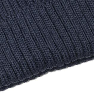 67b5d86bc78 Universal Works Watch Cap Cotton Knit Navy