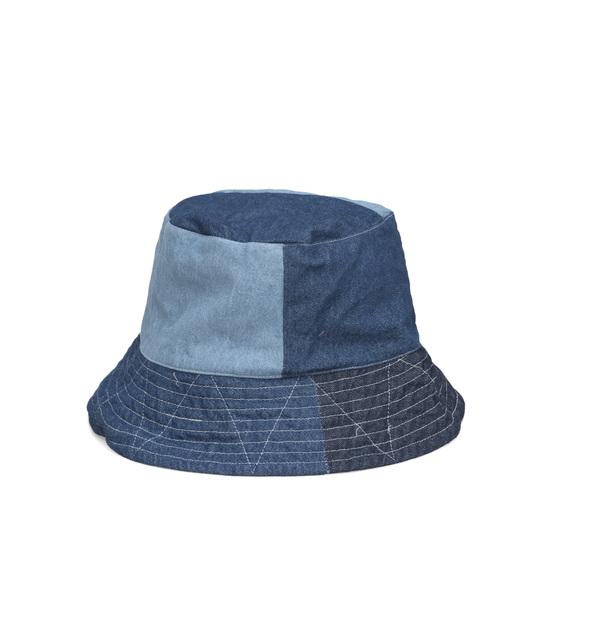 b042684c Engineered Garments Bucket Hat Denim Med