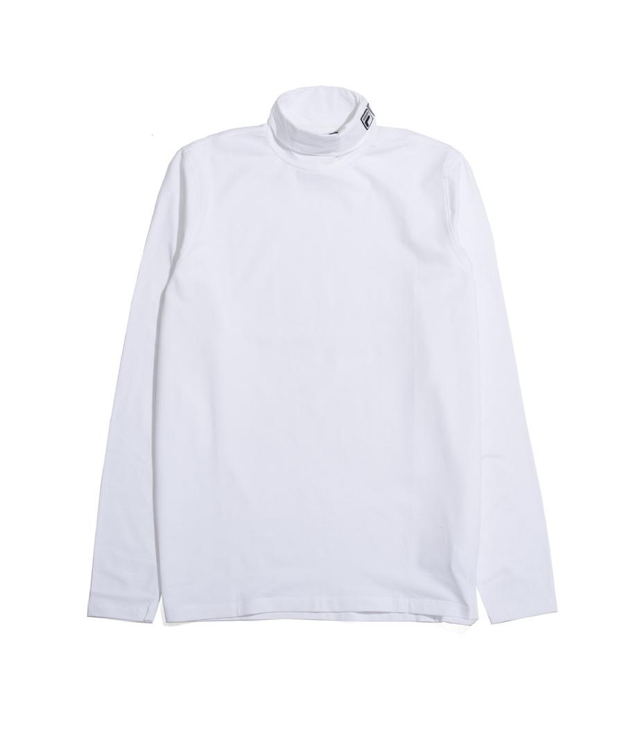 Gosha Rubchinskiy X Fila Roll Neck T Shirt White