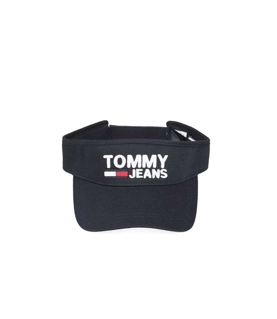 Tommy Jeans Logo Visor Black Iris fe8518987ce