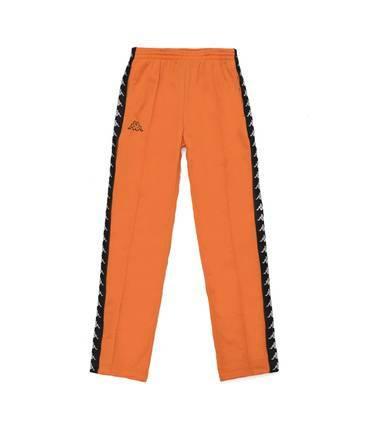 a4412cd3 Kappa Banda Astoria Snap Pants Orange/Black